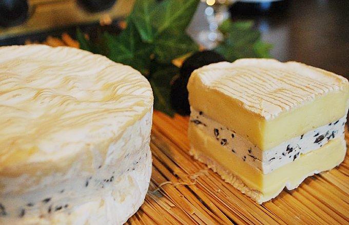 チーズの熟成を知る男のオリジナルチーズ「ユーロアール」のデリス・ドゥ・ブルー