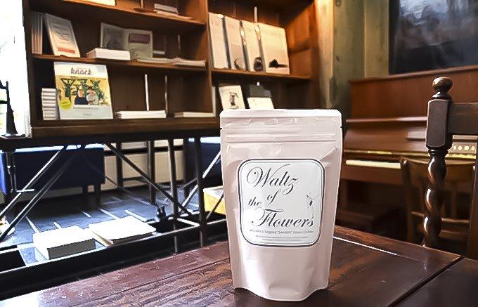 一口飲めば春の味わい!淡い桜が香るコーヒー「ワルツ オブ ザ フラワーズ」