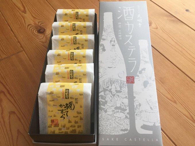 どれでもいいわけじゃない!贅沢な日本酒「大吟醸」を使った絶品大人のスイーツ