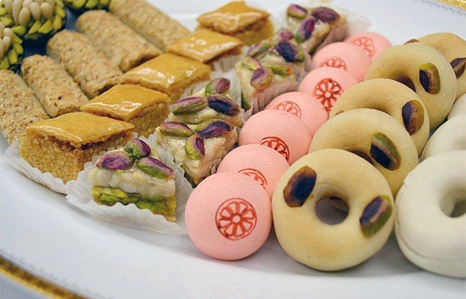 ナッツやドライフルーツがたっぷり。地中海チュニジアのスイーツの世界