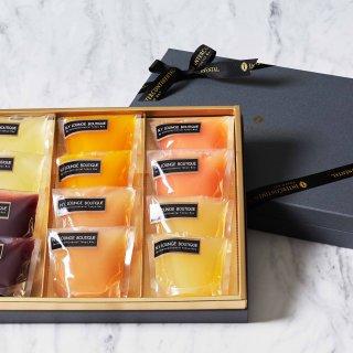 このみずみずしさは他では味わえない!贈答用にも完璧な「国産完熟フルーツのゼリー」