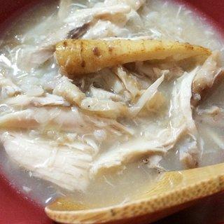 自宅で絶品参鶏湯(サムゲタン)!リピート決定、専門店の味。