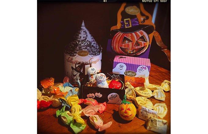 ハロウィンシーズンはカバンに忍ばせて。いつでもトリックorチョコリート!