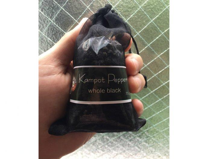 ブラックダイヤモンドという名に相応しい!フルーティーなカンボジアの絶品「黒胡椒」