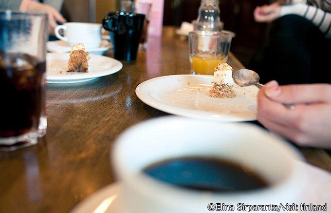 フィンランド人はコーヒー大好き?フィンランド人のコーヒー文化のお話