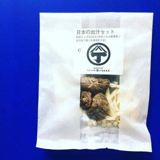 創業280年老舗の乾物店、日本橋・室町『八木長本店』の「究極の出汁セット」