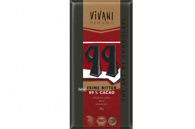 パーフェクトバランスのドイツ発オーガニックチョコレート「vivani」