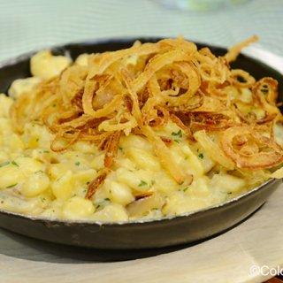 家庭でも簡単に作れるもっちもち本格ドイツ料理!チーズ好きに「ケーゼシュぺッツレ」
