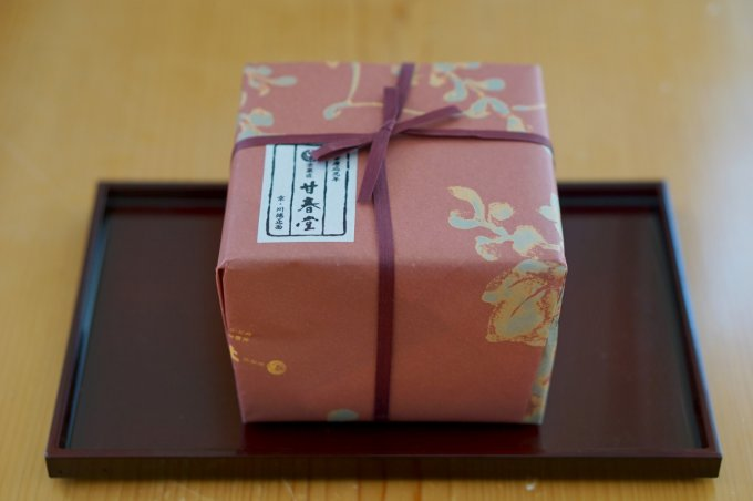 食べられる抹茶茶碗!お干菓子で出来ている幻の献上菓「茶寿器」
