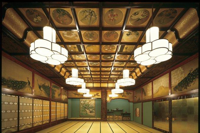 """大切な人に贈りたい""""和""""がテーマの天井画ショコラ「竹林」"""