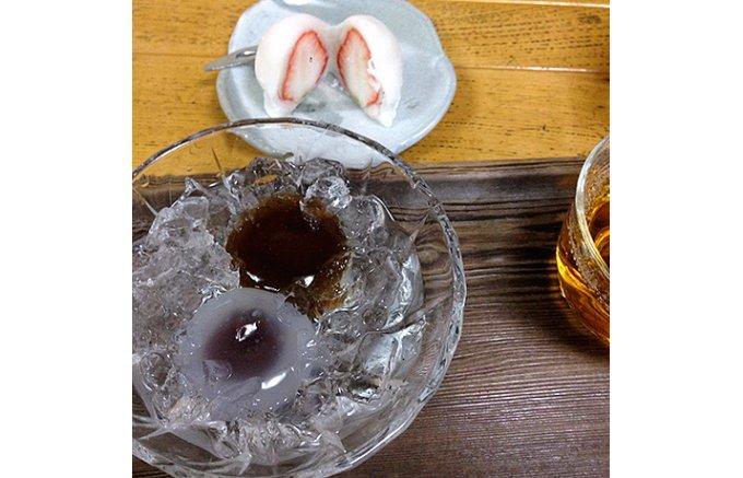 岐阜県大垣市に訪れたらぜひ食べたい!夏の風物詩150年以上続く老舗の水まんじゅう