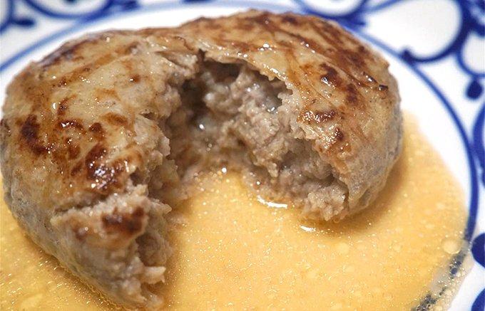 某人気番組で紹介したら売り上げが100倍に!肉汁の大海原「南ぬ豚網脂ハンバーグ」