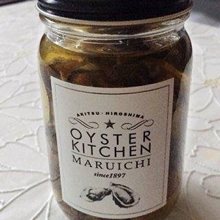 旨味が凝縮!広島産の牡蠣がたっぷり入った「牡蠣オリーブオイル漬け」