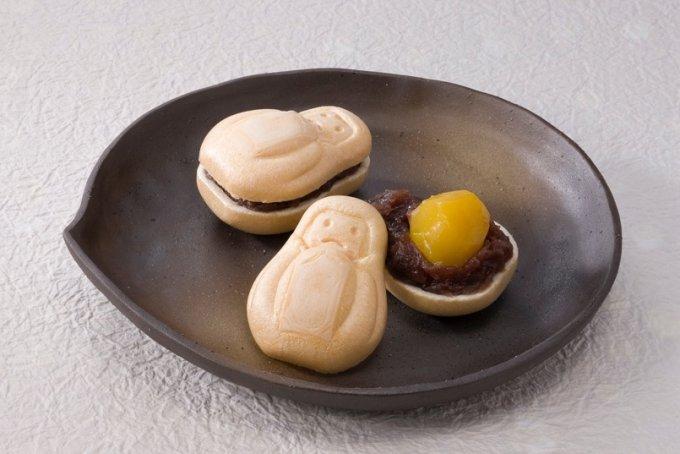 京菓子の伝統を守り続けて300年。笹屋伊織の「だるまさん」