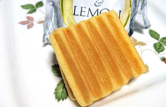 瀬戸内産レモンの爽やかなクリームが美味!『黒船』の「リッチレモン」